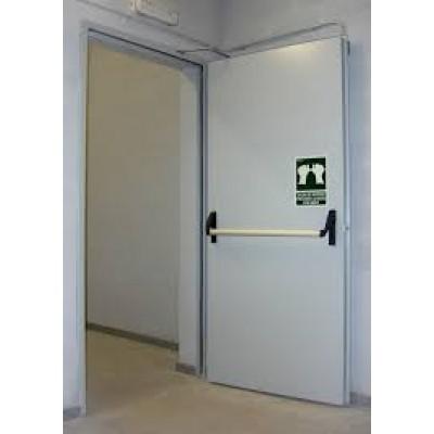Puerta de seguridad Corta Fuego